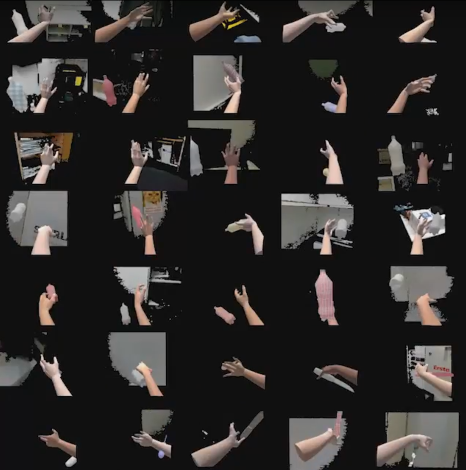 Hand Tracking Central